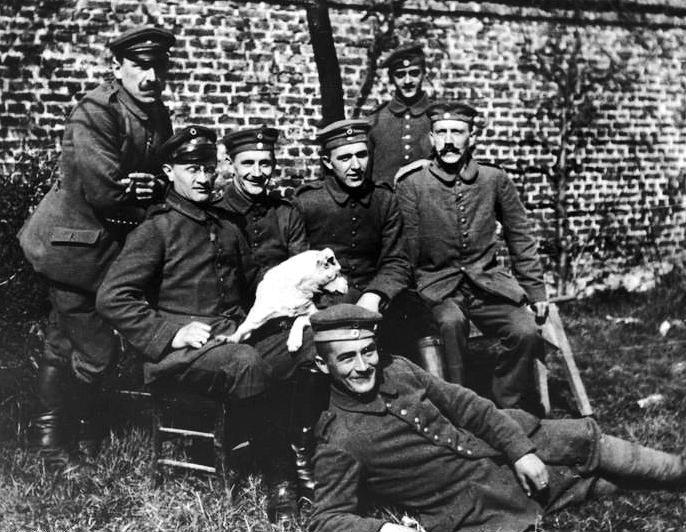Hitler 1914